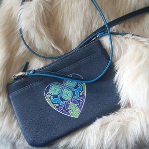 Brighton cross shoulder purse